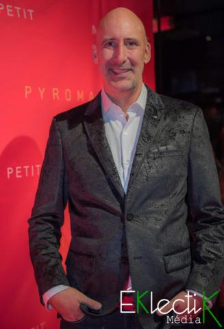 Richard Petit - Martin Petit : Pyroman - © Mélanie Vachon