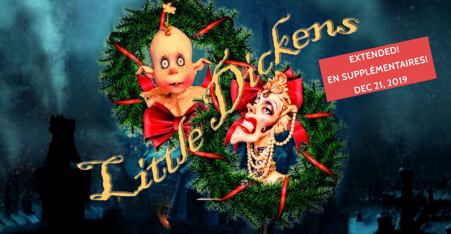 Little Dickens The Daisy Theatre's A Christmas Carol