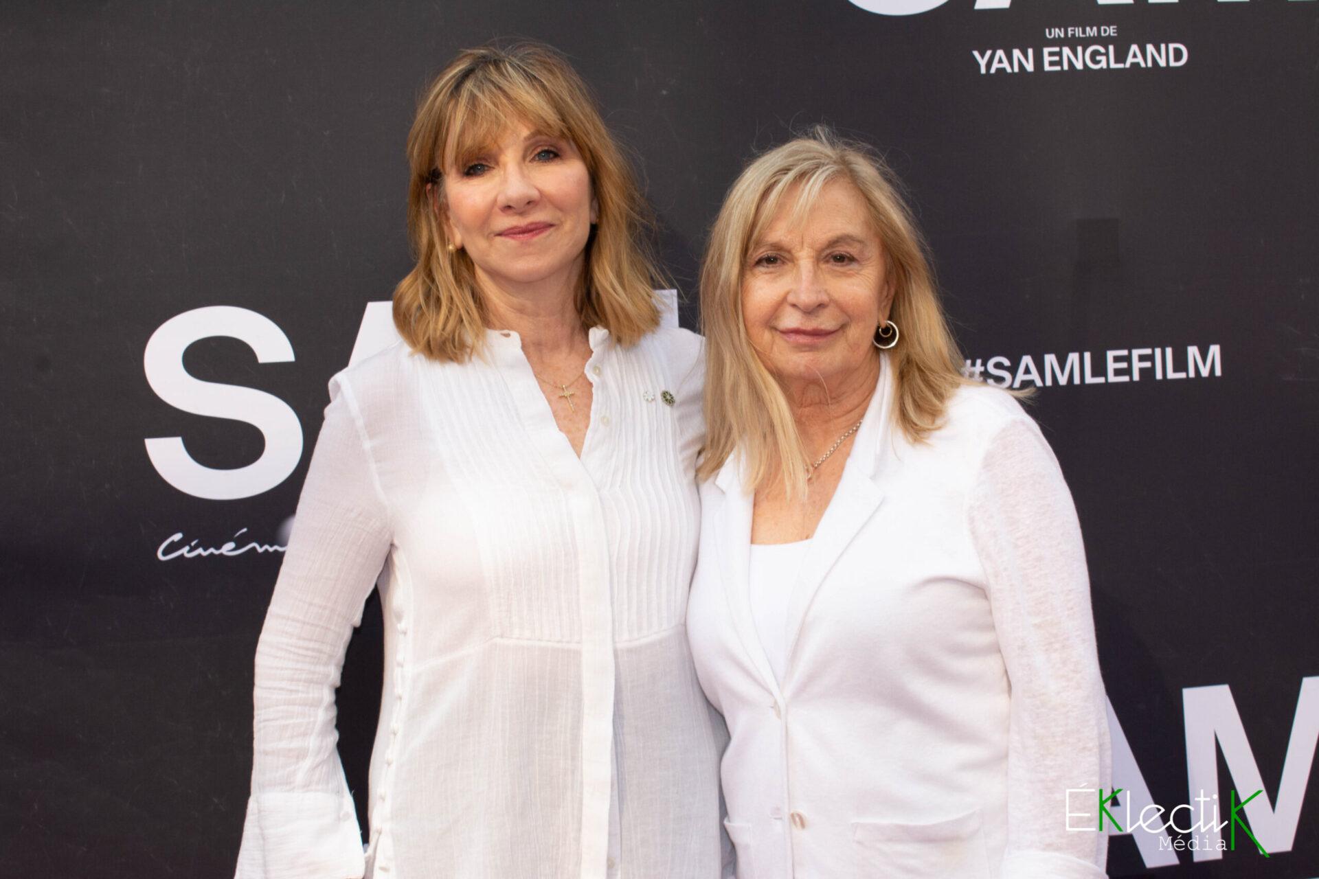 Denise Robert et Diane England