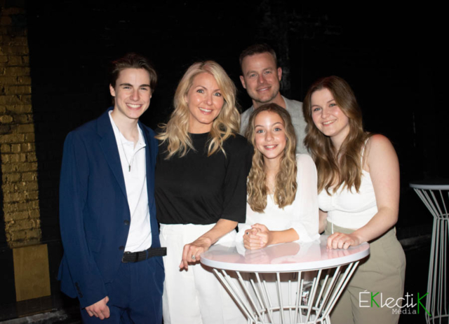 La famille Cloutier-Morissette