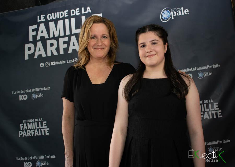 Élyse Marquis et Alice Déry
